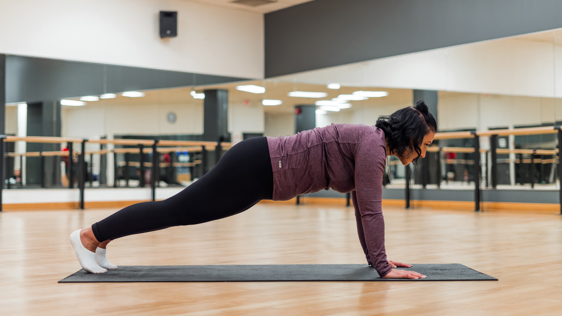 Warm up with these 4 yoga poses | The GoodLife Fitness Blog